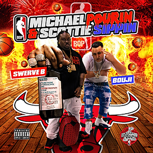 Chicago Bulls Lean Spoof Mixtape, Mixtape Covers